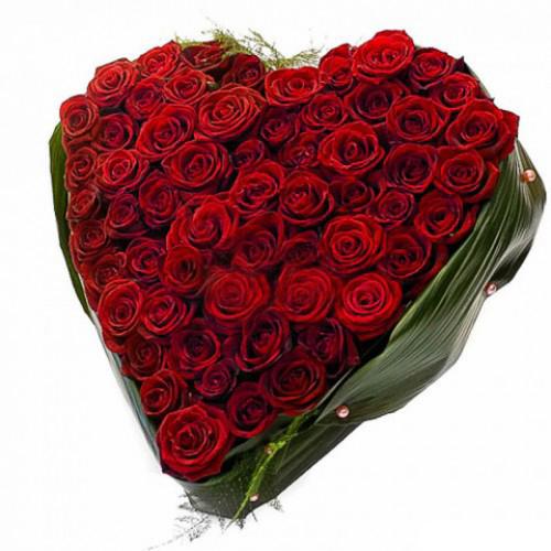 Недорогие 101 роза в интернет-магазин Red Rose